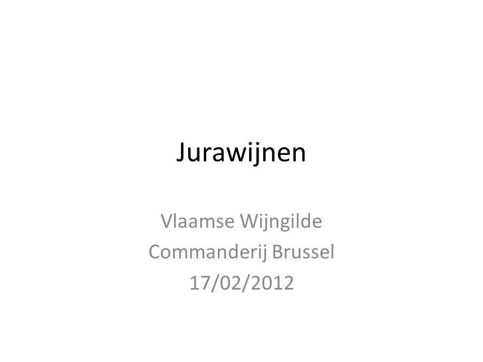 Jurawijnen Vlaamse Wijngilde Commanderij Brussel 17/02/2012