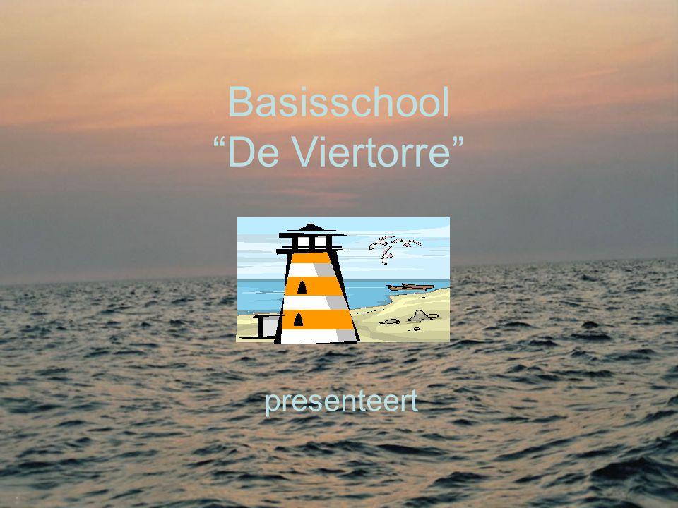"""Basisschool """"De Viertorre"""" presenteert"""