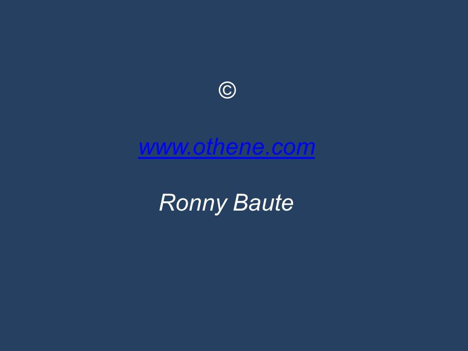 © www.othene.com Ronny Baute