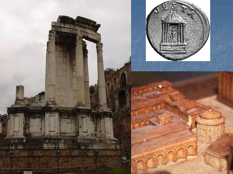  Servius Tullius (578-535 v.C.)  muur van Servius Tullius (?) De Koningen 753-509 v.C.