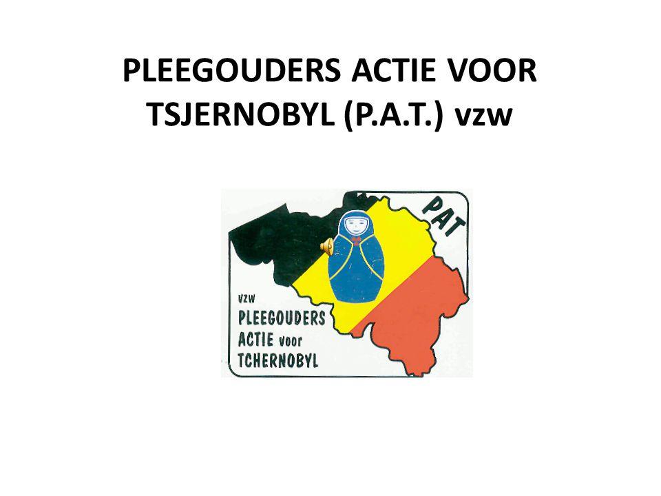 PLEEGOUDERS ACTIE VOOR TSJERNOBYL (P.A.T.) vzw