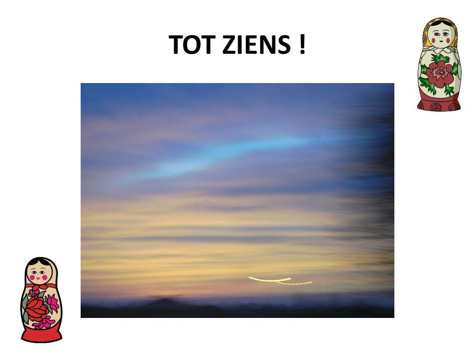 TOT ZIENS !