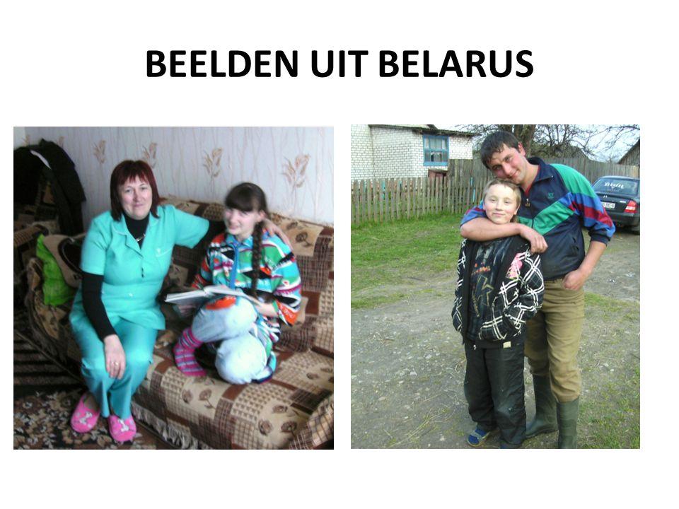BEELDEN UIT BELARUS
