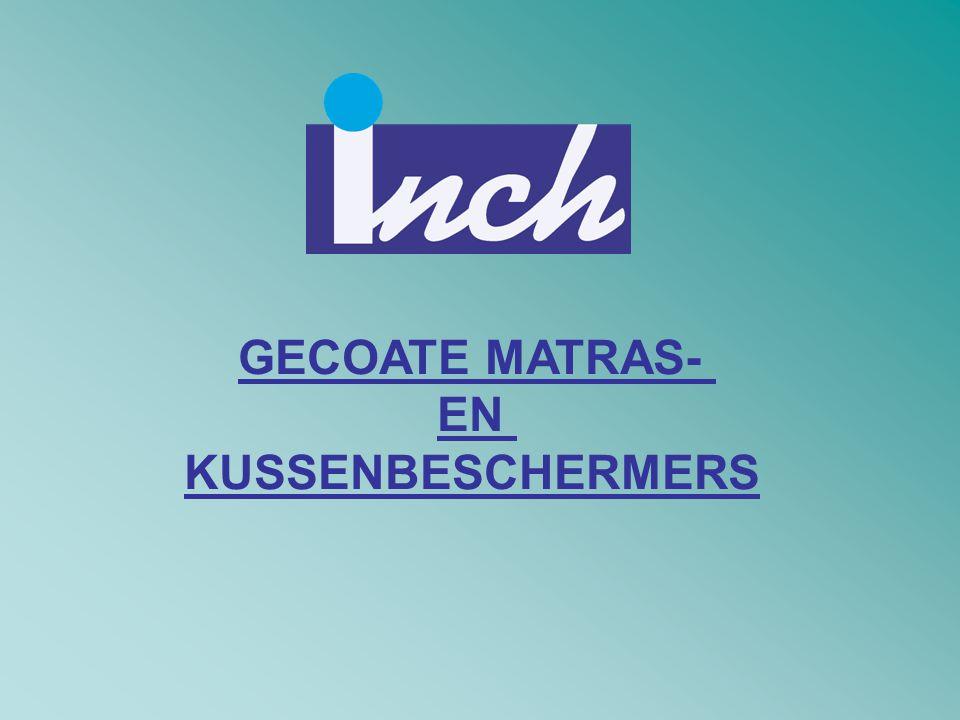 GECOATE MATRAS- EN KUSSENBESCHERMERS