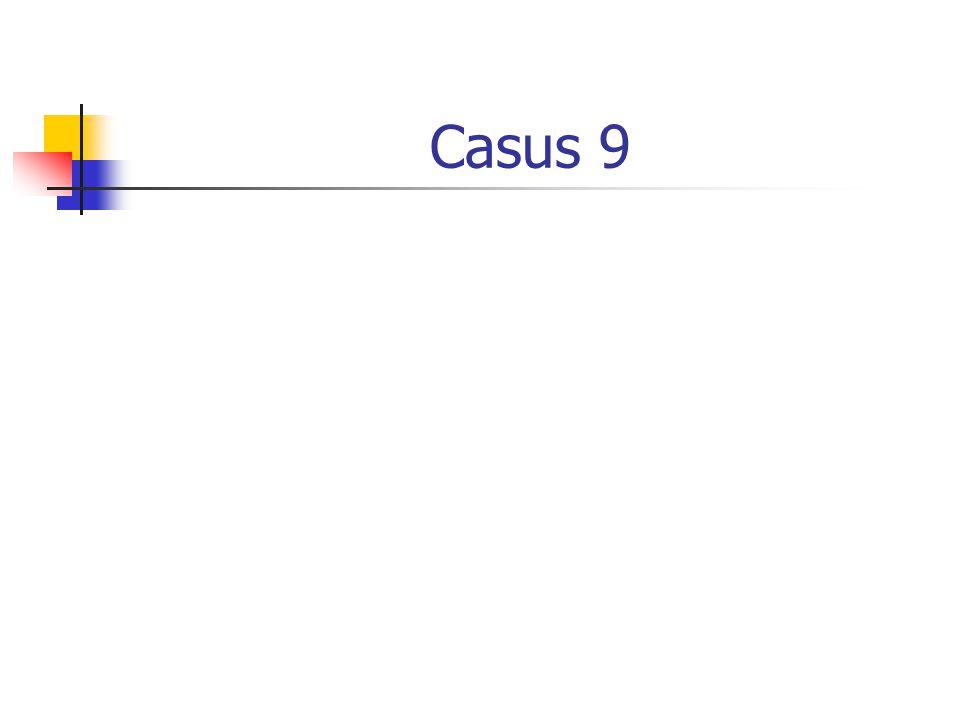 Casus 9