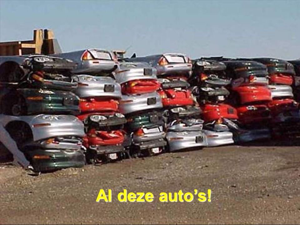 …VERNIETIGD •General Motors haalde alle EV1 auto's terug – ondanks protest van de gebruikers. •En toen werden ze…