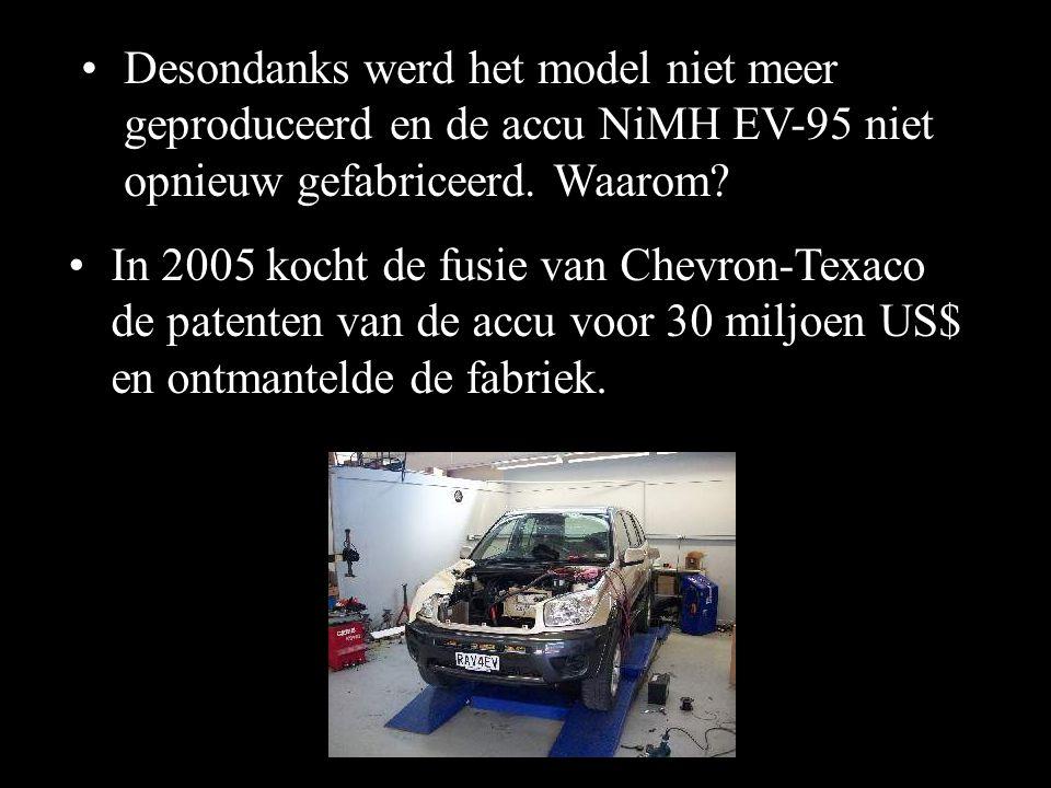 •Gewonnen! Eindelijk werkte Toyota mee en gaf toestemming aan de huurders van deze auto's, om de voertuigen te mogen kopen . •Toen echter begonnen en