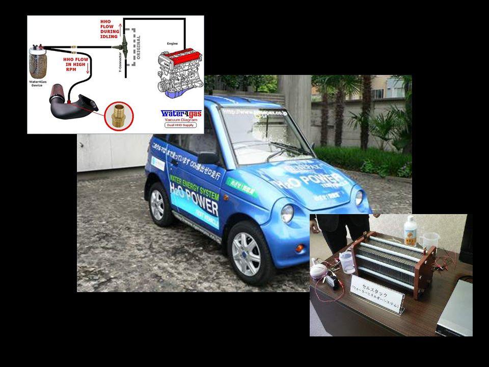 •Enige tijd geleden werd openlijk de Genepax gepresenteerd. Dit gaat over de enige auto die met Waterdamp aangedreven wordt. •Ja, je leest het goed: D