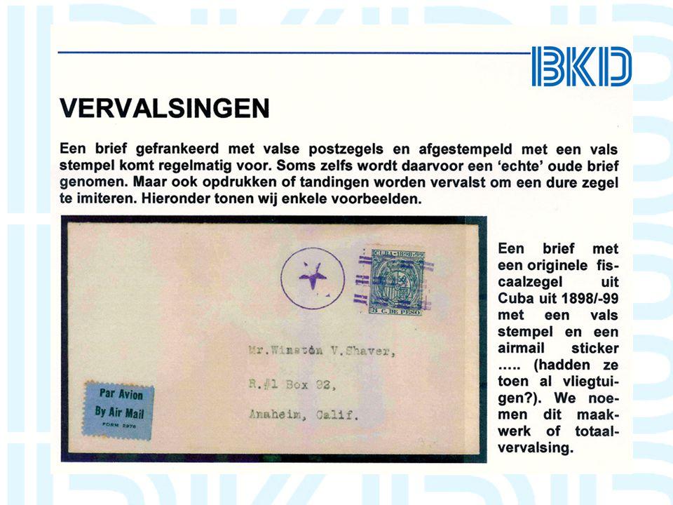 Is een na de frankeergeldigheids- datum gemaakte afdruk van een zegel gedrukt met de originele plaat een vervalsing ? a) ja b) nee