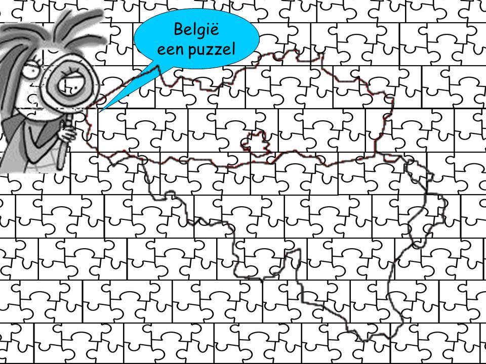 België een puzzel