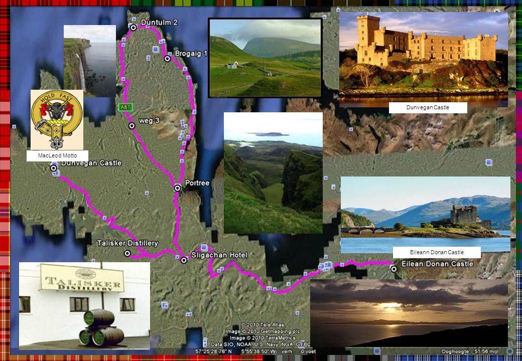 MacLeod Motto Dunvegan Castle Eileann Donan Castle