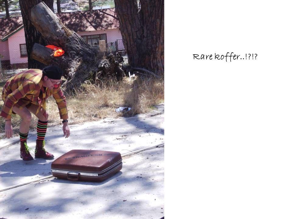 Rare koffer..!?!?