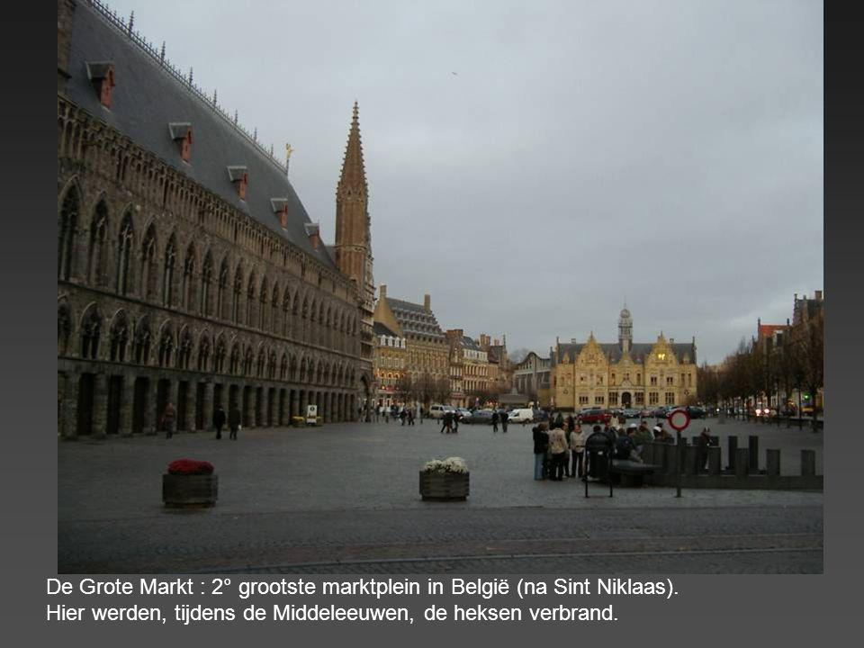 'Oud Genthuis' – 16° eeuw (d'Hondtstraat)