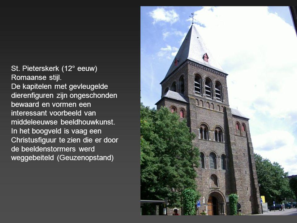 Steen der Tempeliers (13° eeuw) Vroeg-gotisch.Bevindt zich eveneens in de Rijselstraat.