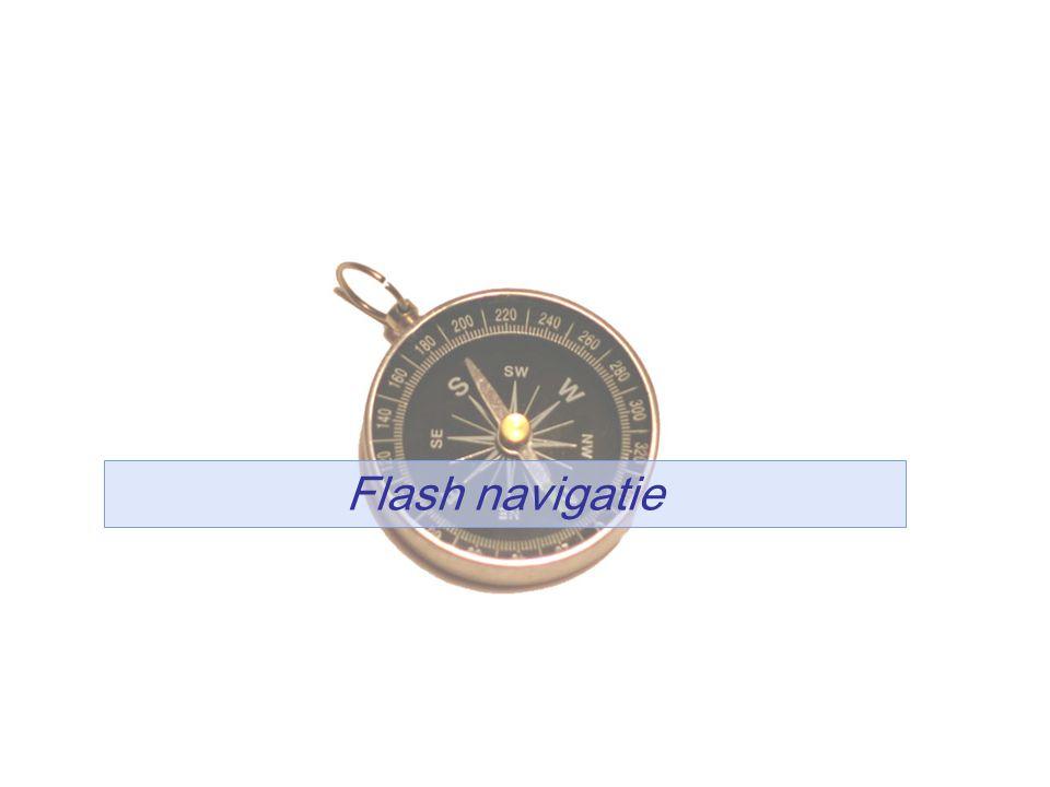37 Flash navigatie