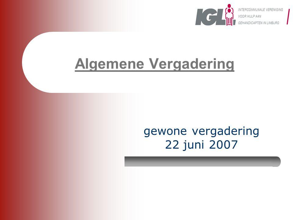 DEEL II: TOEKOMST einde CBO 29 begin DGOB Limburg