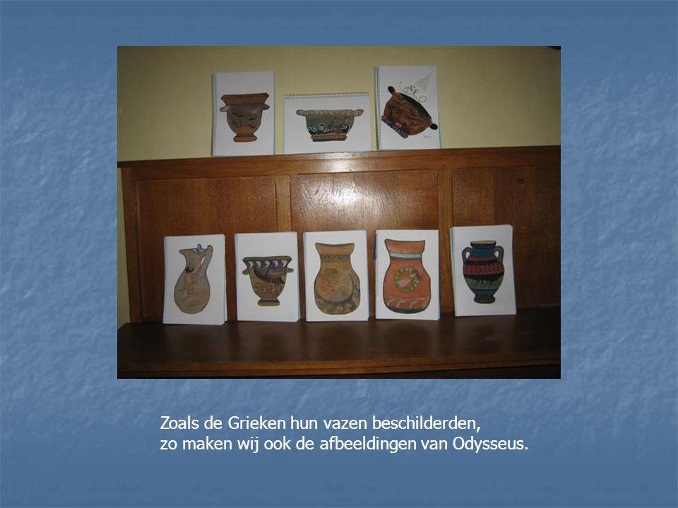 4-6-07 Het verhaal over Odysseus gaat Verder.