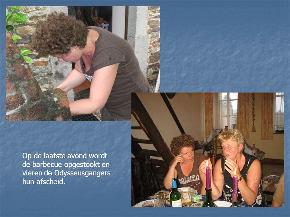 8-6-07 Op het eilandje broedt een eend, Els organiseert een snelle bootreis naar deze aanstaande moeder.