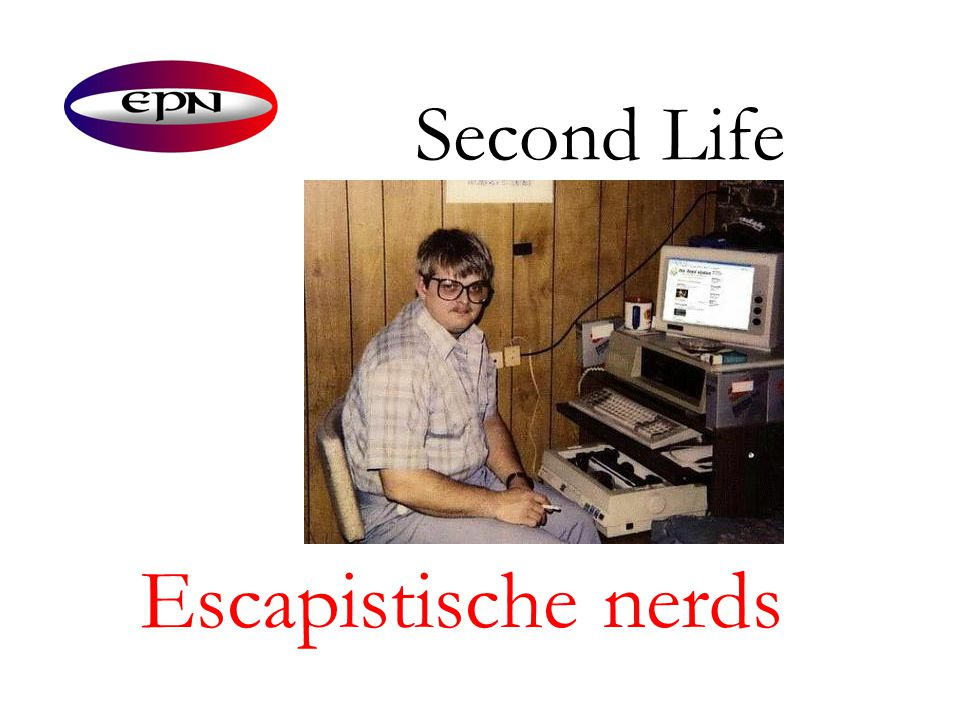 Second Life Geeks…