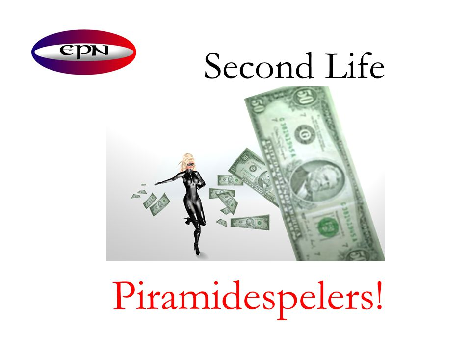 Second Life Piramidespelers!