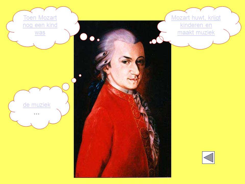De jonge Mozart … 1.het gezinhet gezin 5. de reizende reizen 2.