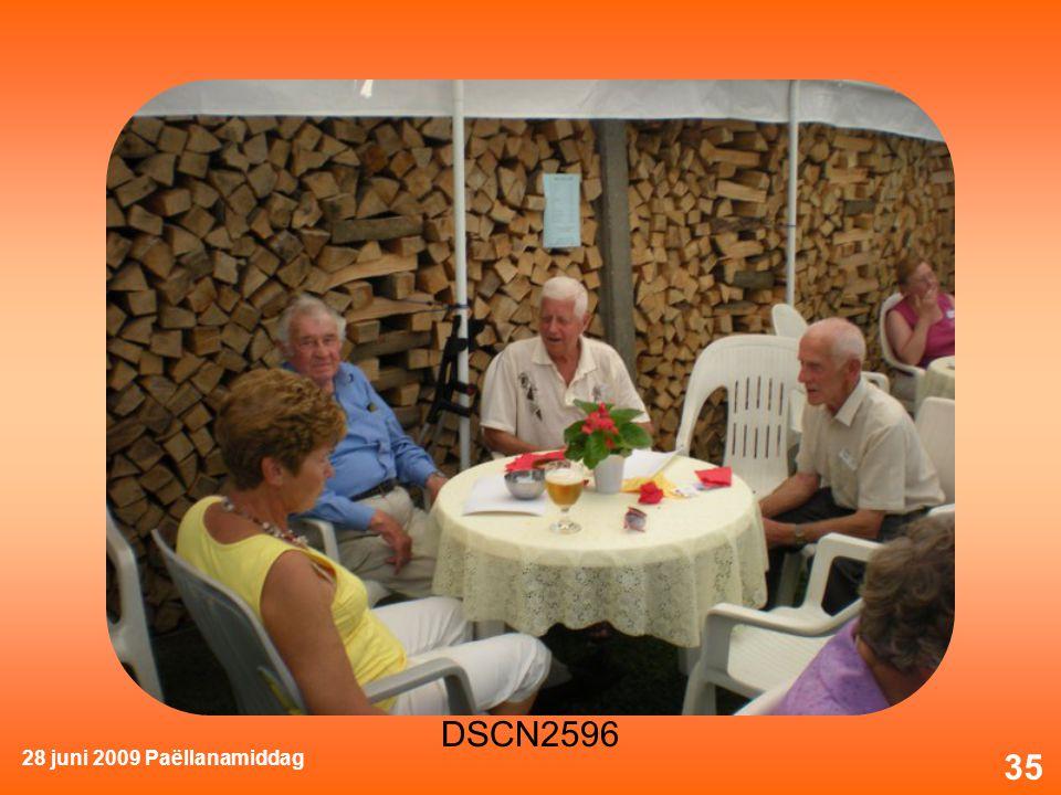 28 juni 2009 Paëllanamiddag 35