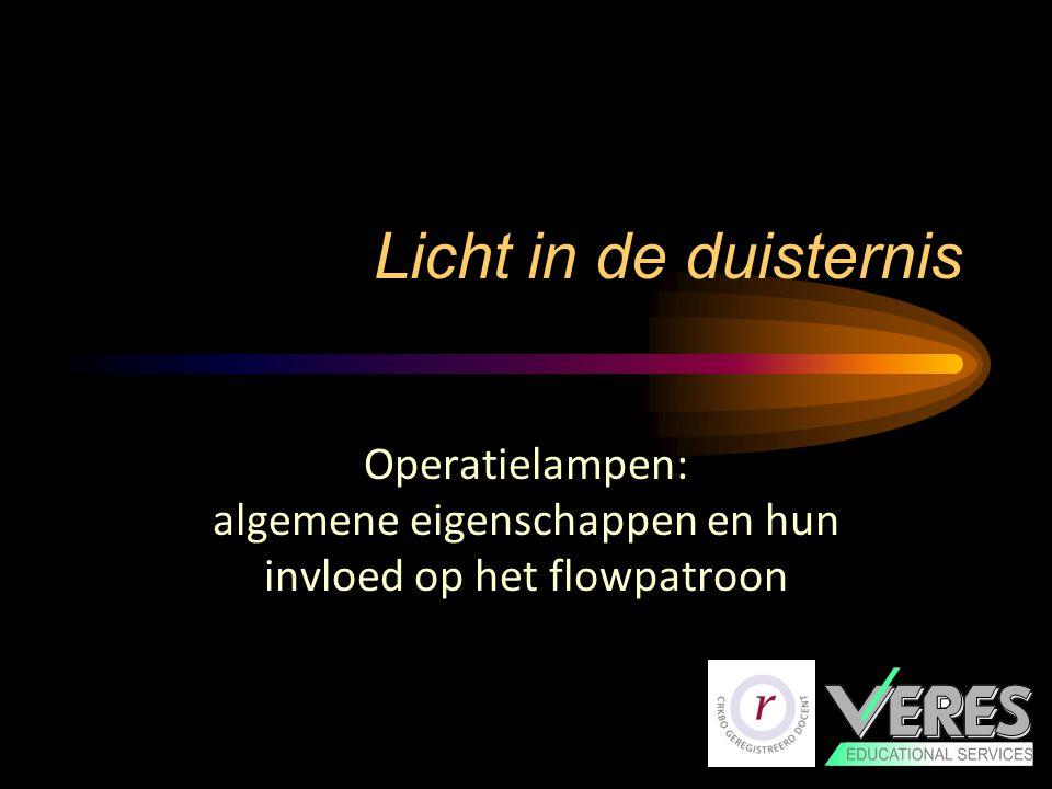 Nederland 1999 Aerodynamisch gevormde operatielampen voor onder downflow plenum