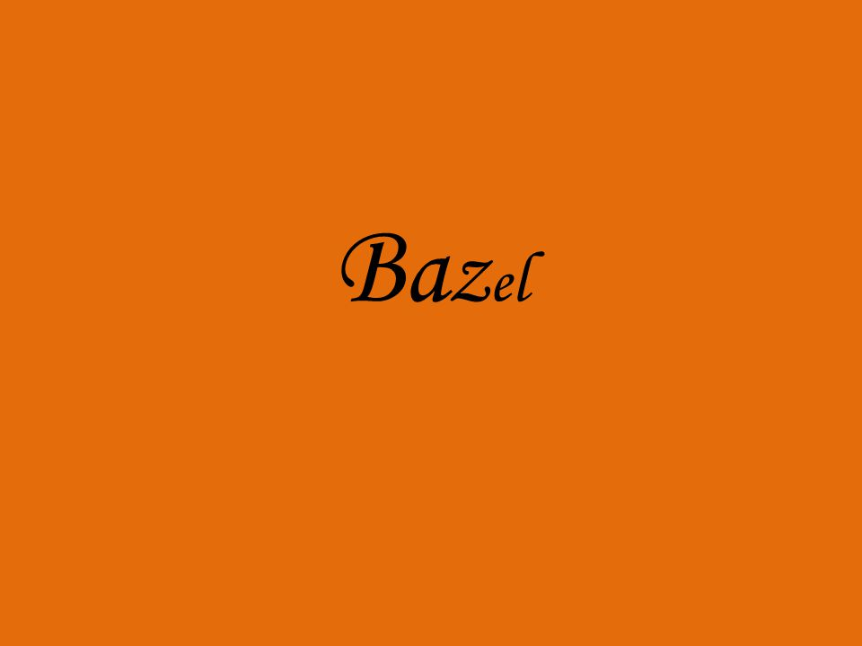 BazelBazel