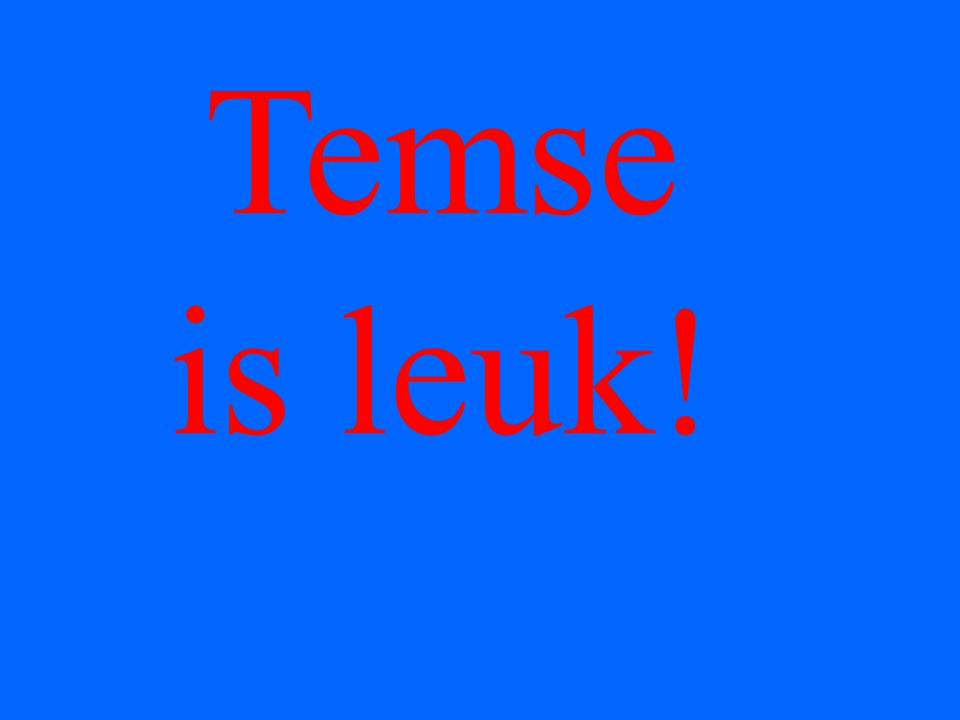 Temse is leuk!