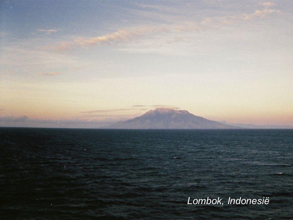 Vulkanisme •Bij platen die naar elkaar toe bewegen –Zuid Amerika, Indonesië •Bij platen die van elkaar af bewegen –IJsland •Hot spots –Hawaï, Canarisc