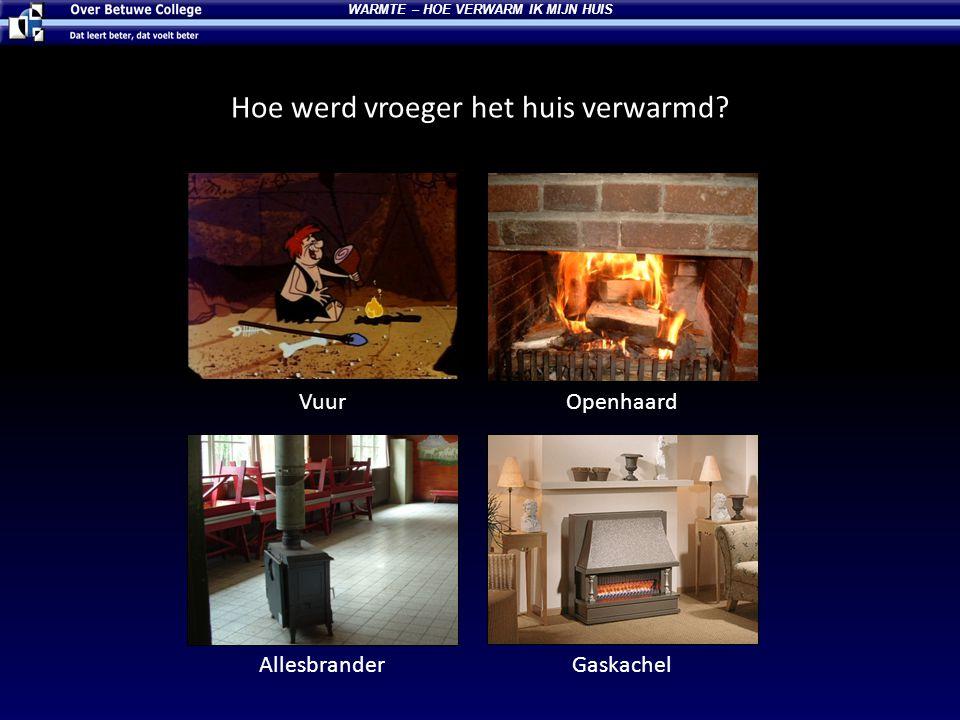 Hoe werd vroeger het huis verwarmd? VuurOpenhaard AllesbranderGaskachel WARMTE – HOE VERWARM IK MIJN HUIS