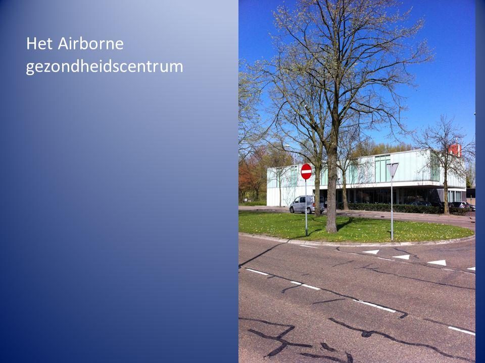 Het Airborne gezondheidscentrum