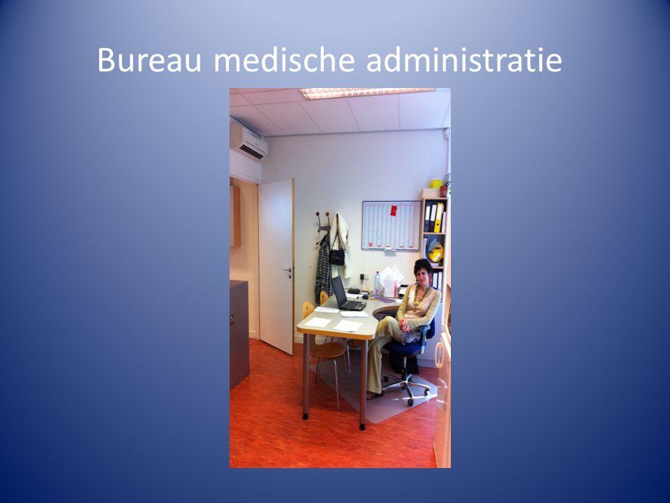 Bureau medische administratie