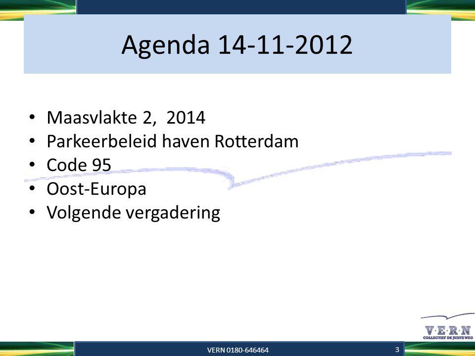 Maasvlakte 2, 2014 • 2005: Raad van State vernietigd het besluit om de Mv2 aan te leggen • 2010: B&W Rotterdam vervangt het verkeersbesluit 2008 na protesten uit de sector, VERN, EVO en TLN • Waarom dit verkeersbesluit, antwoord, luchtkwaliteit • Helpt dit, nee, zie de rapporten van de binnensteden • Nieuwe regels gelden voor zeescheepvaart, binnenvaart en het wegvervoer 4