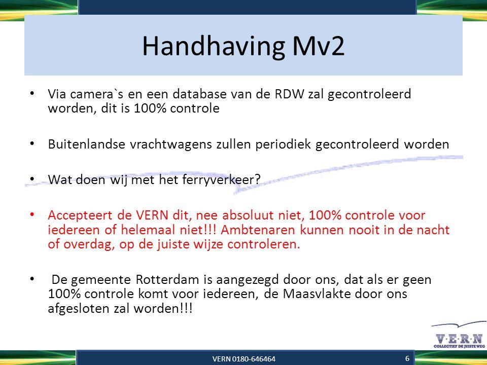 Parkeerbeleid haven Rotterdam • Regeling bal gehakt, men moet ongeveer 3 uur stil staan voor € 1,50 • Chauffeurscafés gaan ten onder aan de nieuwe regeling • Parkeer boete vrachtwagen of trailer € 85,- • Waar gaan jullie nu parkeren.