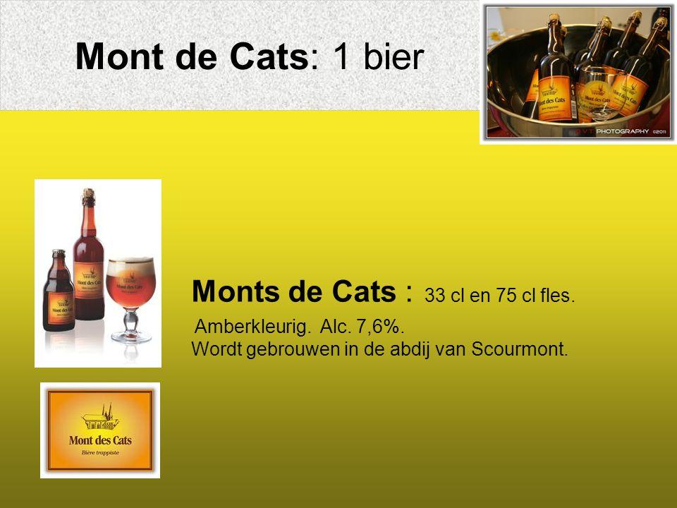 Mont de Cats Abdij van de Catsberg