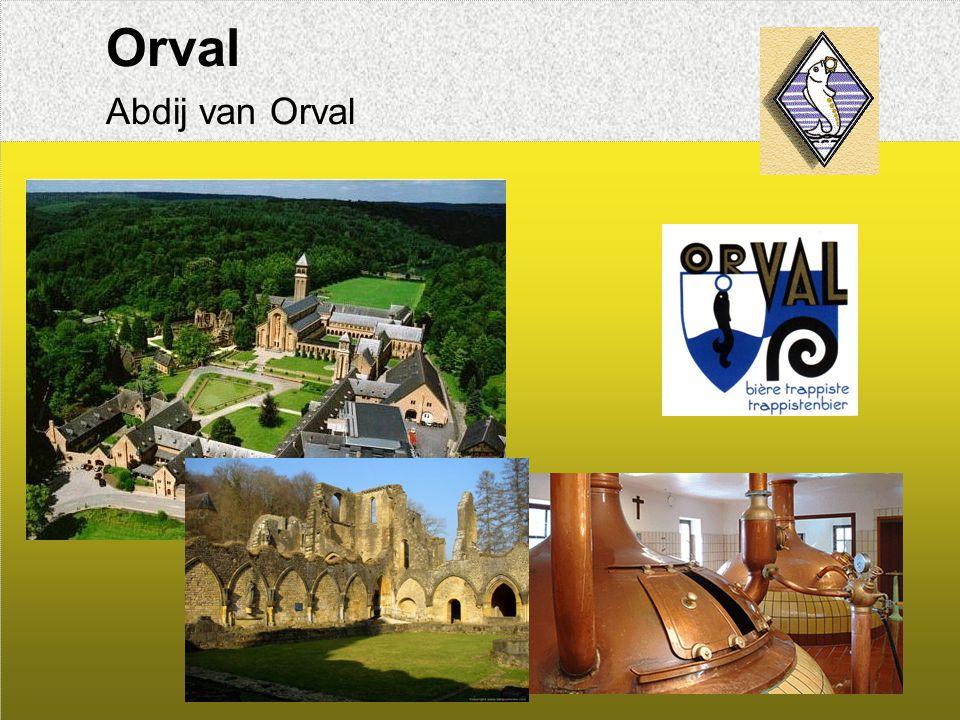 Orval Abdij van Orval