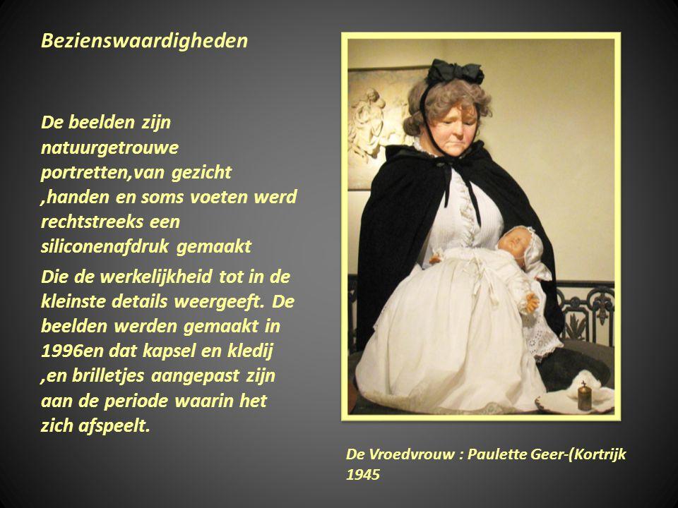 De geboorte kamer De moeder werd er bijgestaan door een vroedvrouw :Ann Petersen ( Wuustwezel 1927) De moeder :Ulla werbrouck Izegem 1972)