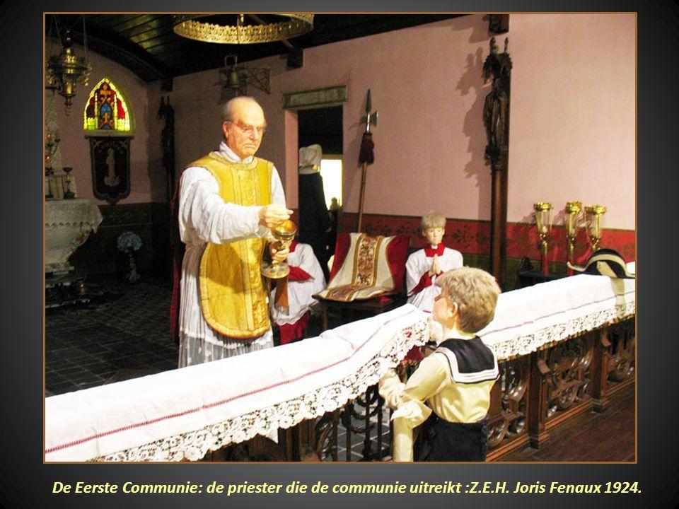 Meter Christine Lomme (Kortrijk1938) priester :Dom Anselm hoste beernem1930