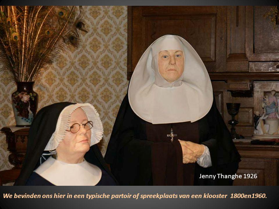 Blauwe nonnen,Zusters Annunciaten van Huldenberg,Zuster karmelietessen,Grauwzusters Franciscanessen,Zusters van de Burgerschool van Benedictijnse oors