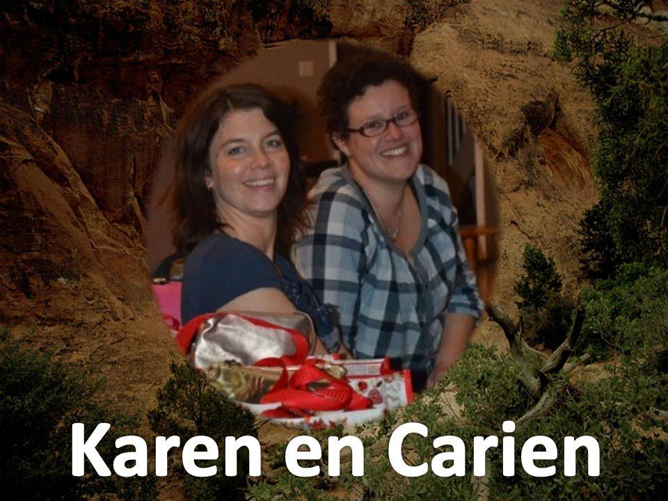 Karen Tichelaar: Ik ben Karen, getrouwd met Marcel en moeder van Lindsey.
