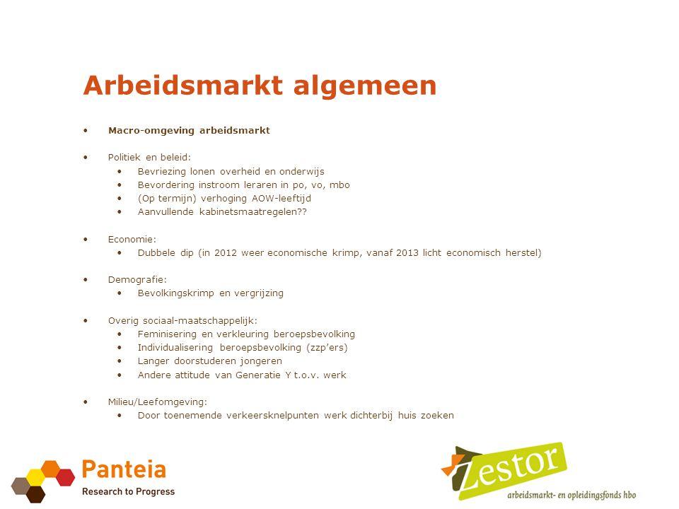 Arbeidsmobiliteit: Instroom en uitstroom Bron: Kennisbank Arbeidszaken Publieke Sector