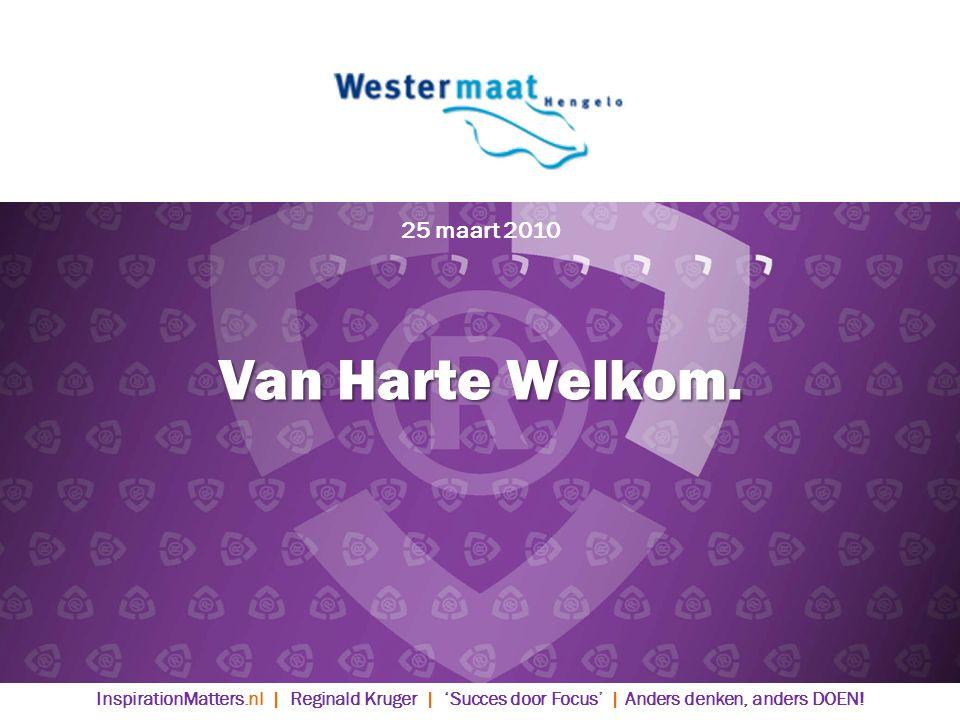 Van Harte Welkom.