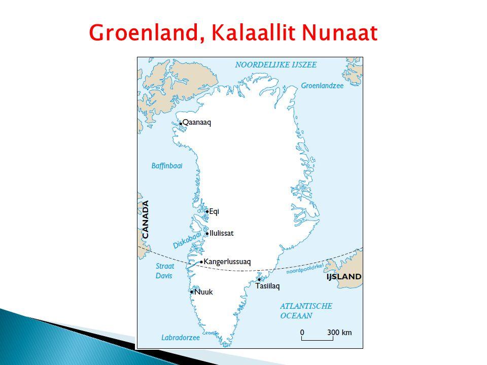 Groenland, Kalaallit Nunaat