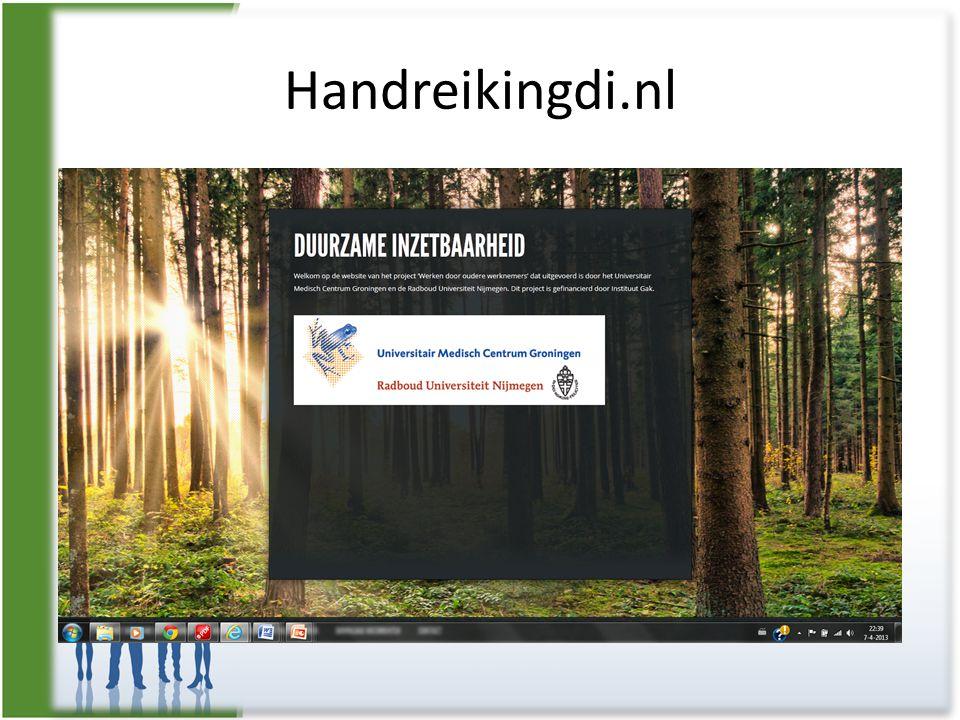 Handreikingdi.nl