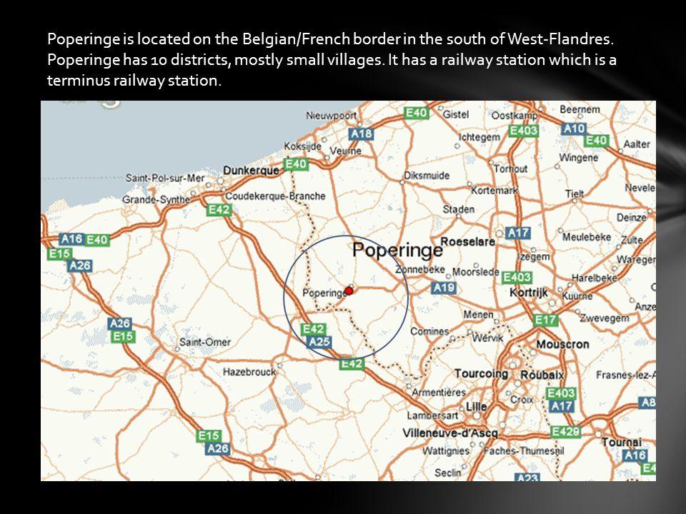 Bekend door/voor… Known by/for… Henri d'Udekem d'AcozGeike Arnaert Dirk Frimout (uncle of queen Mathilde)(famous Belgian singer) First Belgian astronout Hop plant – to brew Belgian beer Volleyball player Charlotte Leys Team: Trefl Sopot Gdansk