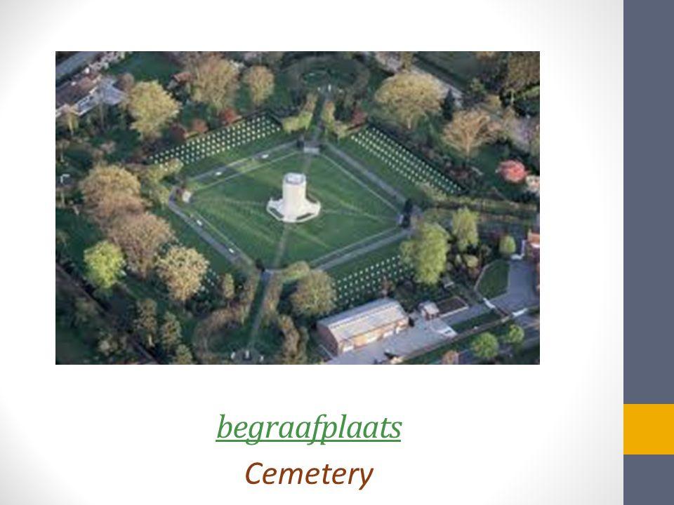 begraafplaats Cemetery