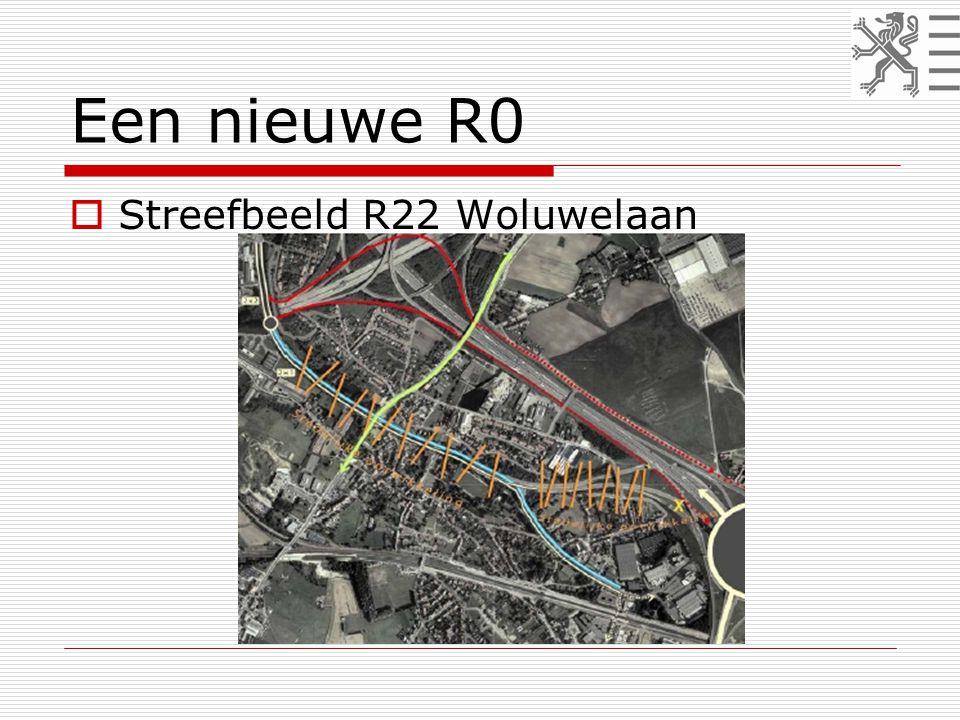 Een nieuwe R0  Streefbeeld R22 Woluwelaan