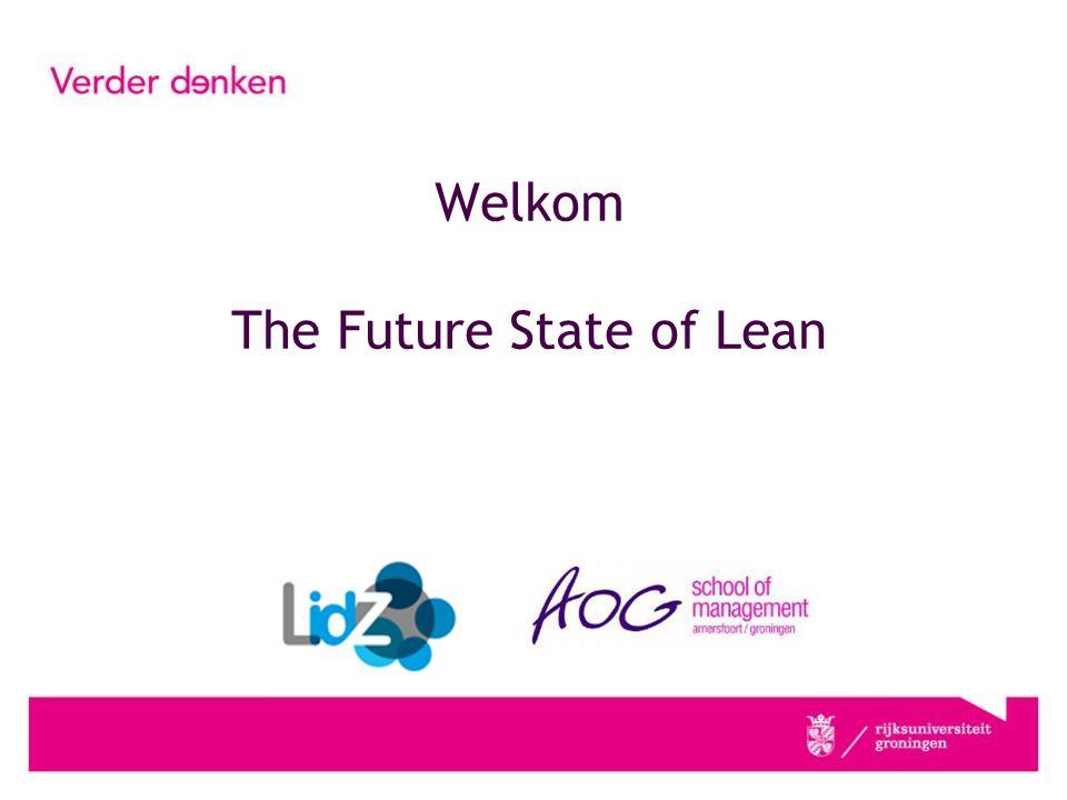 Hoogleraar Universiteit van Gent en eigenaar/directeur van Van Goubergen Docent in Lean in de Zorg #LIDZ Prof.