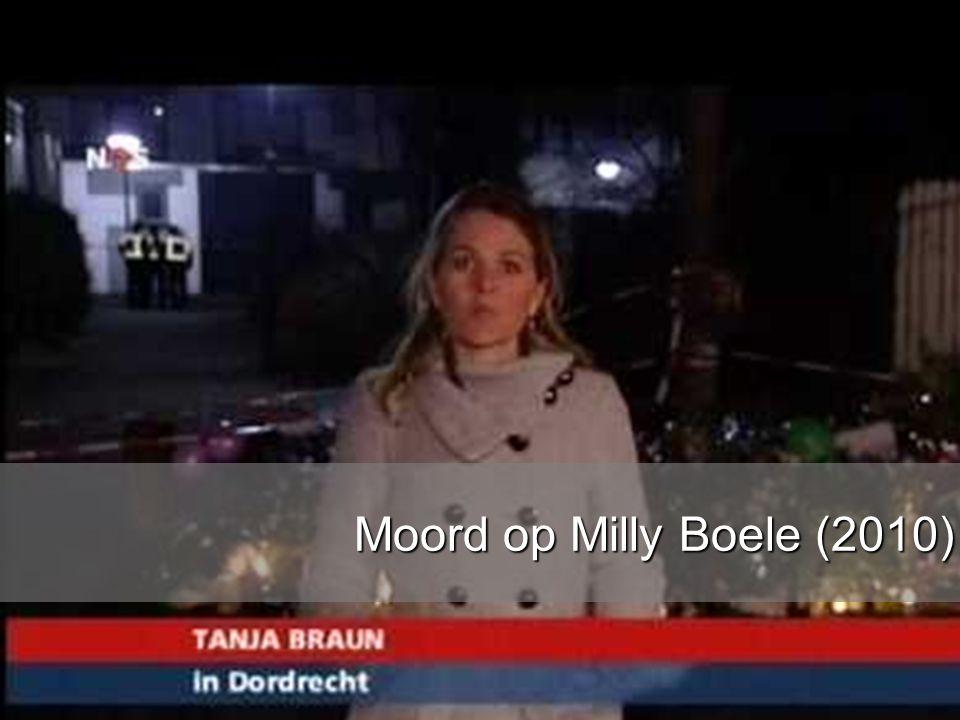 Moord op Milly Boele (2010)